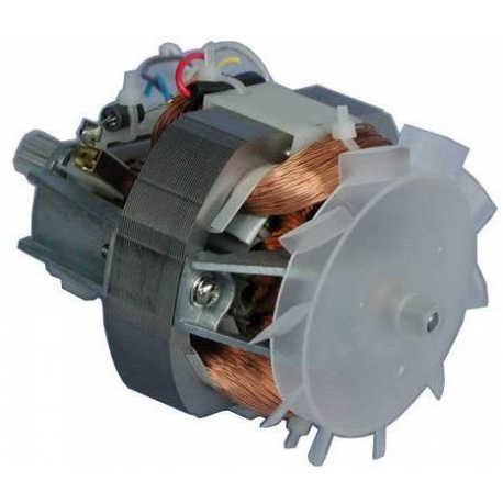XRQ0677-MOTOR ASSEMBLY COMPLETE