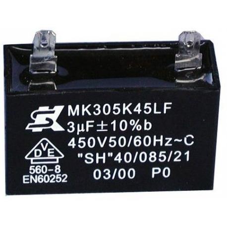XRQ7512-MOTOR CAPACITOR ORIGINE
