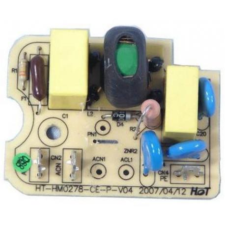 XRQ9216-NOISE FILTER PCB ASSY ORIGINE