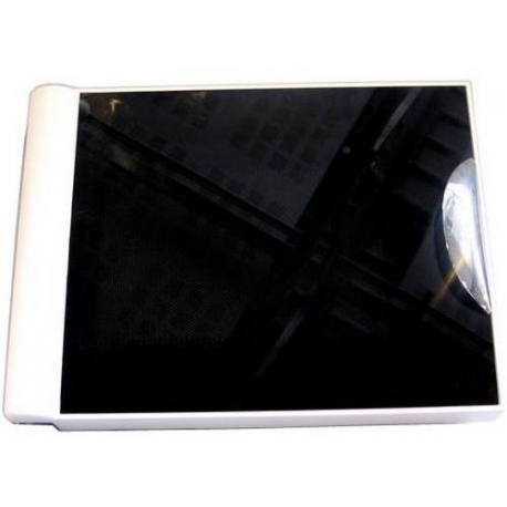 XRQ2557-OVEN DOOR COMPLETE WHITE ORIGINE