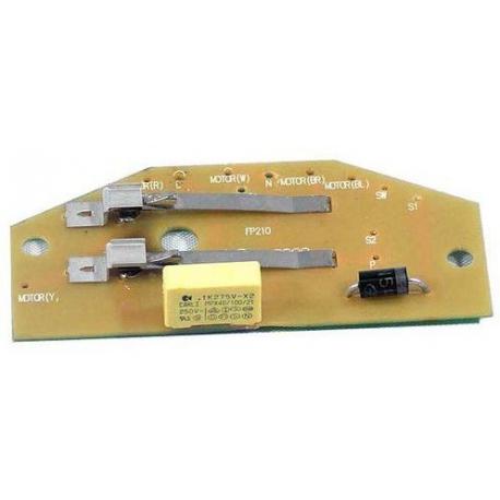 XRQ6260-CARTE ELECTRONIQUE 2 VITESSES ORIGINE