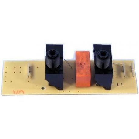 XRQ3675-PCB & SWITCH ASSEMBLY 120V.