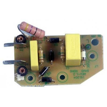 XRQ6344-PCB ASSY ID200 ORIGINE