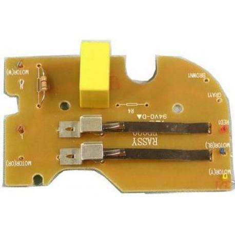 XRQ3576-CARTE ELECTRONIQUE ENSEMBLE INTERRUPTEUR VITESSE VAR FP931/911/912/932 ORIGINE