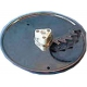 XRQ3605-PLATE. THICK CHIP A997/A998