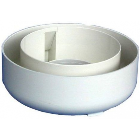 XRQ8083-PULP CONTAINER WHITE ORIGINE