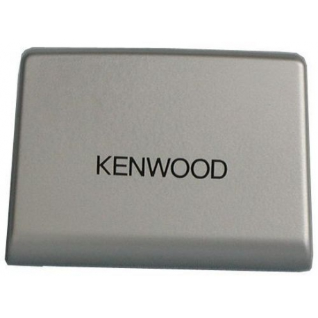 XRQ4247-S/S OUTLET COVER SILVER KM410.