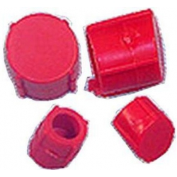 SCREW COVER PINK (2 LGE+2