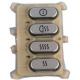XRQ4508-SELECTOR BUTTONS ASSY TTM312