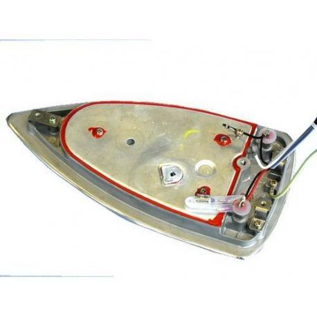 XRQ4376-SOLE PLATE ASSY POL ALLY ST590