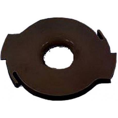 XRQ9051-SPIGOT BLACK FP626/636 ORIGINE