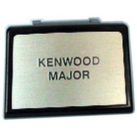 XRQ4722-SS OUTLET COVER KENWOOD MAJOR