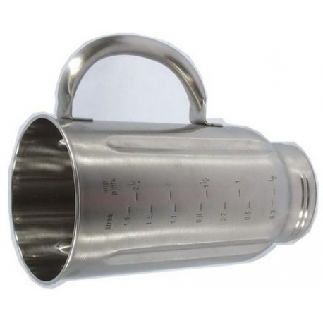 XRQ4534-STAINLESS STEEL GOBLET AT339