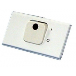 SWITCH & PANEL ASSY - WHITE