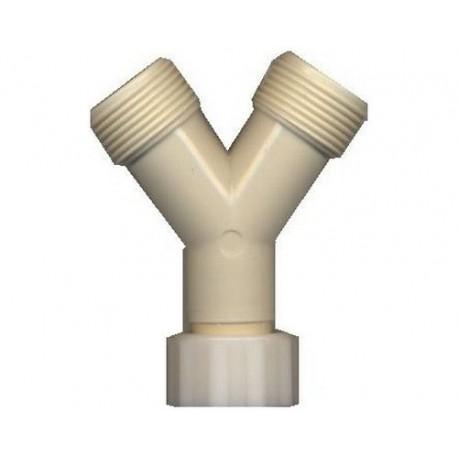 IQ150-RACCORD EN Y PVC 3/4''PCE