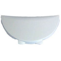 TANK COVER WHITE CM700 ORIGINE