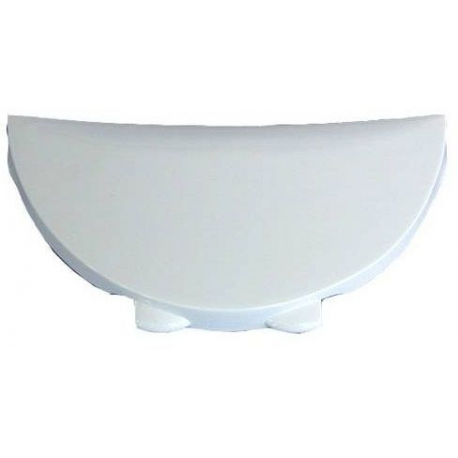 XRQ9851-TANK COVER WHITE CM700 ORIGINE