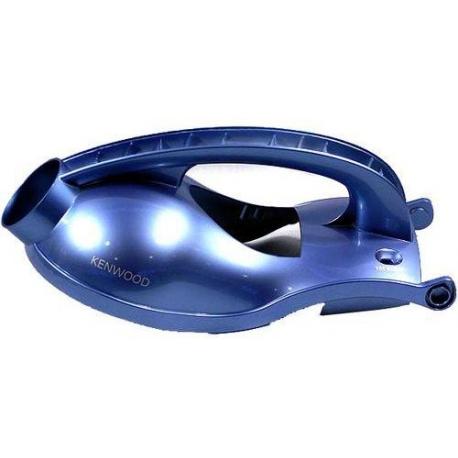 XRQ65581-TOP COVER MOULDING BLUE VC6000