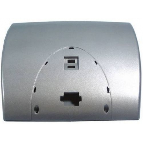 XRQ2219-TOP COVER MOULDING SILVER