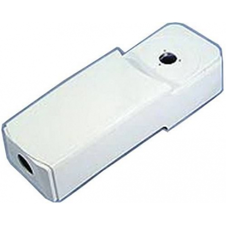 XRQ2482-TOP COVER MOULDING-SILVER