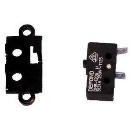 XRQ4443-UPPER MICROSWITCH+HOLDER CG600