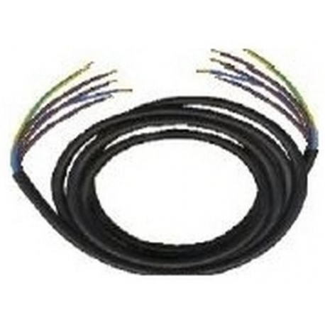 IQ284-LOT DE 50M CABLE SOUPLE 5X2.5MMý