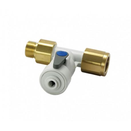 IQN6708-RACCORD EN T M 1/2BSPXF1/2BSP+