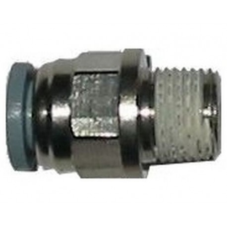 IQN6869-UNION SIMPLE 1/4MTUBE 8MM