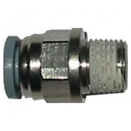 IQN6861-UNION SIMPLE 1/4M TUBE 10MM