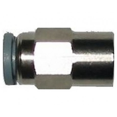 IQN6877-UNION SIMPLE 1/4F TUBE 6MM