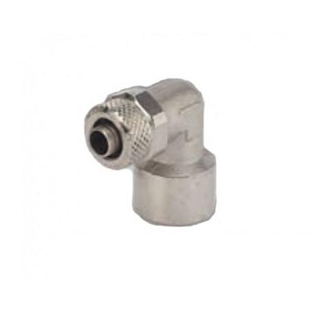 IQN6975-RACCORD COUDE 1/4F-TUBE4/6MM