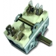 BYQ6595-COMMUTATEUR 0-1 POSITIONS 250V 16A TMAXI 150°C