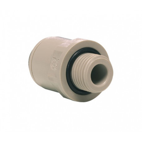 IQN407-UNION SIMPLE MALE BSP 1/4M ET 3/8 TUBE EXT JOINT LARGE