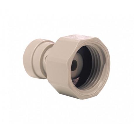 IQN436-UNION 1/2F POUR TUBE í9.5(3/8)