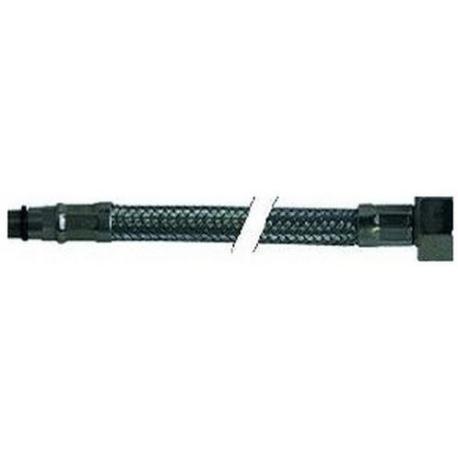 ITQ751-FLEXIBLE L:400MM INOX ENTREE 3/8F SORTIE M10X1MM