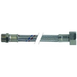FLEXIBLE INOX 1/2FX3/8M -800MM