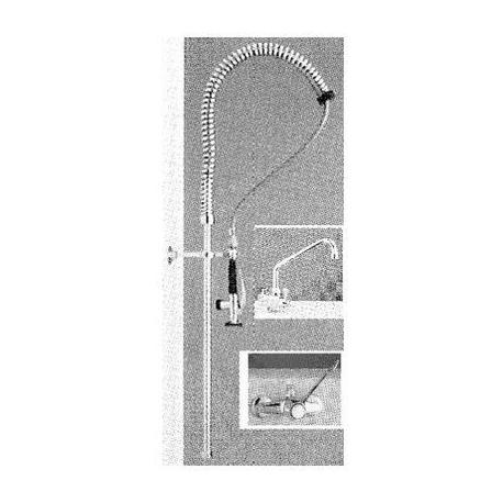 ITQ871-DOUCHETTE MONOCOMANDE +BEC
