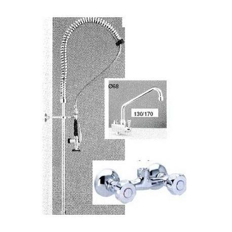 ITQ873-DOUCHETTE COMPLETE 2EAUX+BEC