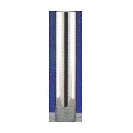 ITQ991-TUBE DE TROP PLEIN POUR BONDE 3/4 H:64MM í20MM INOX