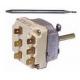 R956566-THERMOSTAT TMINI 30°C TMAXI 85°C TRIPHASE CAPILAIRE 870MM BU