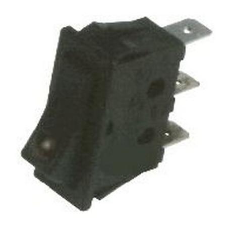 TPQ665-INTERRUPTEUR BASCULE 2P. 250V
