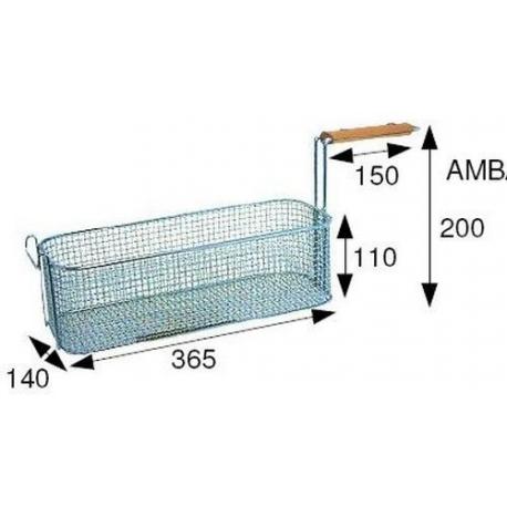 TIQ65431-PANIER DE FRITEUSE ORIGINE AMBACH
