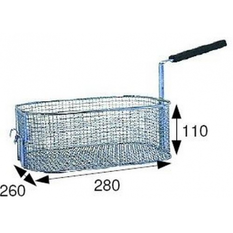 TIQ66576-PANIER FRITEUSE 270X260X110 ORIGINE LOTUS