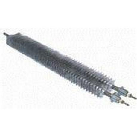 TIQ8610-RESISTANCE AILETTES 1000W 230V L:476MM L:50MM H:25MM PLONGEUR 390MM