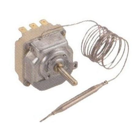 TIQ66299-THERMOSTAT 400V 16A TMINI 100°C TMAXI 350°C CAPILAIRE 1470MM