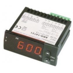 REGULATEUR AKO 14721 PT100 12V AC/DC TMINI -50°C TMAXI 600°C