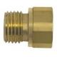 TIQ6853-INJECTEUR GAZ M10X1 Ø2.70MM ORIGINE MARENO
