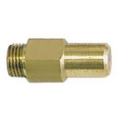 TIQ6971-INJECTEUR GAZ M10X1 Ø0.75MM ORIGINE AMBACH