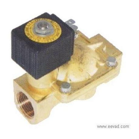 TIQ60-ELECTROVANNE LUCIFER EAU 2VOIES 9W 24V AC 50-60HZ
