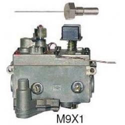 VALVE MINISIT FRITEUSE FIXATION TC M9X1 ENTREE 1/2F SORTIE